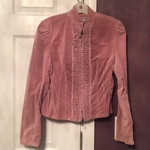 Express zip up blazer/jacket